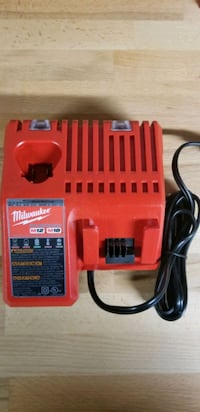 New Milwaukee M18 M12 Charger
