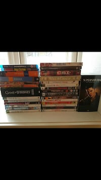 Diverse DVD'er + Boxed Set