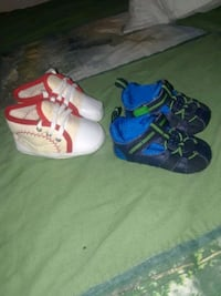 SIZE 2 INFANT SHOES 10$ FOR BOTH St. Catharines