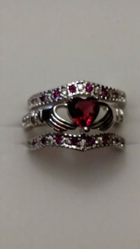 Three Ring Wedding Set Aumsville, 97325