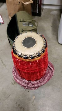 18 inch Mridangam with bag