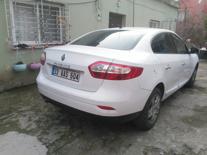 2013 Renault Fluence TOUCH 1.5 DCİ EDC 110 BG 28f32a67-3075-4aa3-a513-ad88d521ce54