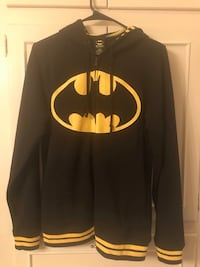 Batman zip up hoodie with bat ears Euless, 76039