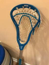 Girl's Lacrosse stick used once Bethesda, 20817