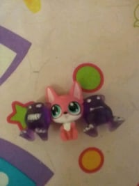 Littlest pet shop and action figures Columbia, 21044