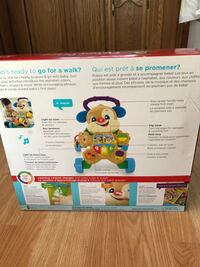 Never opened puppy walker. Selling cause I have 2 already don't need another one.  Winnipeg, R2L 0E7