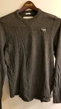 Abercrombie & Fitch Sweater - Large - Dark Gray, Men's Portland, 97222