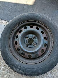 Used Tire and rim good for Honda civic