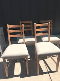 Set of 4 dining chairs Sebastopol, 95472