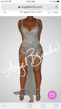 Angel brinks dress