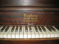 1920 Cable Euphona Inner-Player Piano Byron