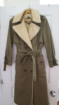 women's vintage trench coat Laval, H7W 0B1