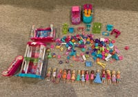 polly pocket lot PATCHOGUE