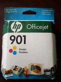 HP Officejet 901 tricolor NEW Whitby, L1P 1L5