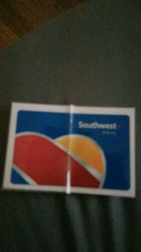 $500 southwest giftcard $350 St. Louis, 63129
