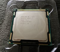 Intel i7 870 Processor Manheim, 17545