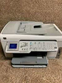HP Photosmart C7280 All-In-One Inkjet Printer, Scanner, Fax, Copier .