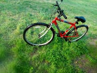 red and black hardtail mountain bike Spartanburg, 29307