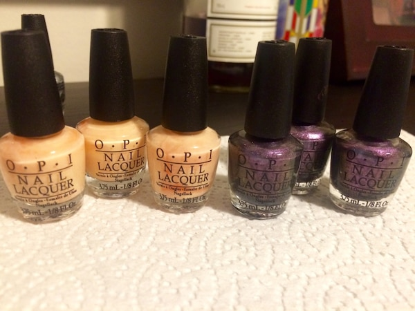 Used OPI minis nail polish wholesale!!! for sale in Los Angeles - letgo
