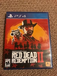 Red Dead Redemption PS4 Halethorpe, 21227