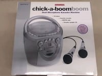 chick-a-boom karaoke machine Baltimore, 21203