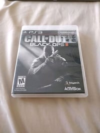 Call of Duty Black Ops 2 for PS3 Calgary, T3R 0S2