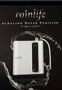 Alkaline water filter Burnaby, V3N