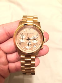 Michael Kors - Rose Gold watch - brand new condition  Abbotsford, V2T 6Y1