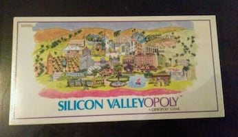 Silicon valleyopoly