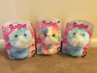 Pomsies Lot of 3 -2 Lulu Puppy HTF Often Sold Out and 1 Sherbet Walmart Exclusive Virginia Beach, 23455