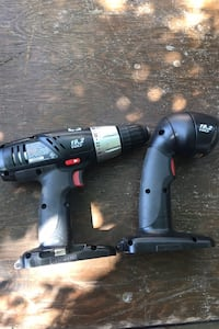 Craftsman CS0938 Drill with flashlight battery not included