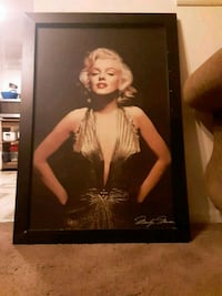 HUGE/MARLYN MONROE WALL PICTURE Charlotte, 28270