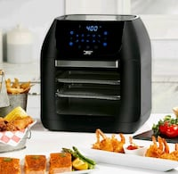 Brand New Power Airfryer Pro Deluxe  Old Bridge Township, 08857
