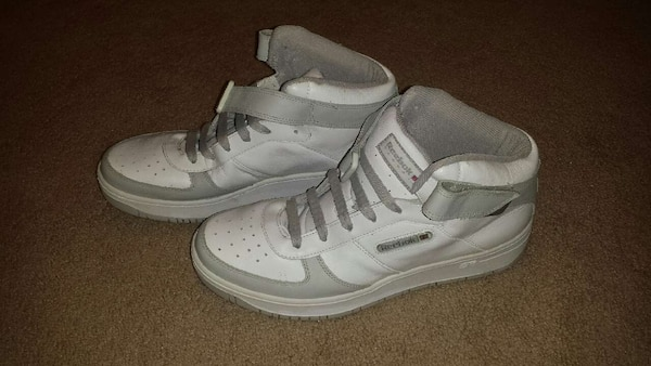 Used high top Reebok classics (soldier rees) sz 11.5 for sale in ... f6a762b9e