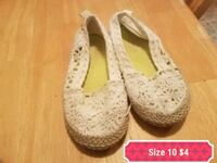 Little girls shoes size 10 Copperas Cove, 76522