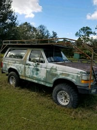 Ford - Bronco - 1994 Melbourne, 32940