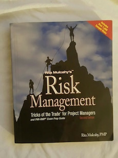 Risk Management by Rita Mulcahy book