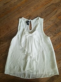 white sleeveless top Carlisle, 17013