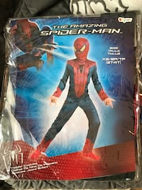 3t/4t Spider-Man costume Ashburn, 20147