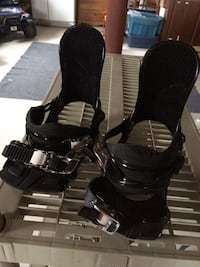 RIDE snowboard bindings Wasaga Beach, L9Z 2B3