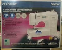 NEW ProjectRun Edition Brother Comp. Sewing System Wrightsville, 17368