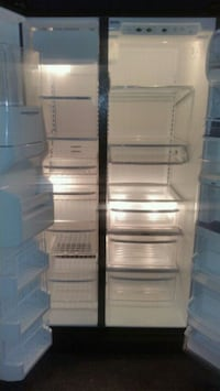 white side-by-side refrigerator Anniston, 36201
