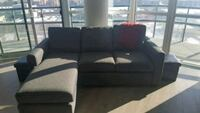 Distinctly Honme Andrea Sectional Sofa with Chaise Toronto, M3C