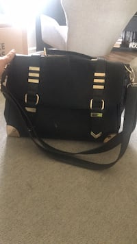 black and brown leather tote bag West Covina, 91790