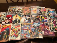 Marvel comic books collection
