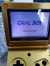 Game boy Advance sp and game Porterville, 93257