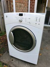 white front-load clothes dryer Norfolk, 23502