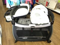 New Graco Pack and Play Cuddle Hawaiian Gardens