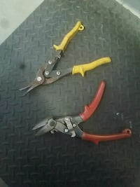 yellow and red handled pliers Hampton, 23661