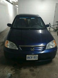 Honda Civic  [PHONE NUMBER HIDDEN]  km (as is)  Toronto